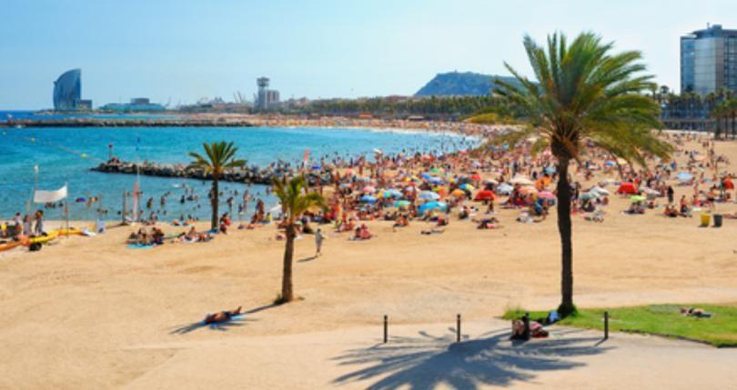 4 playas en Barcelona que debes visitar